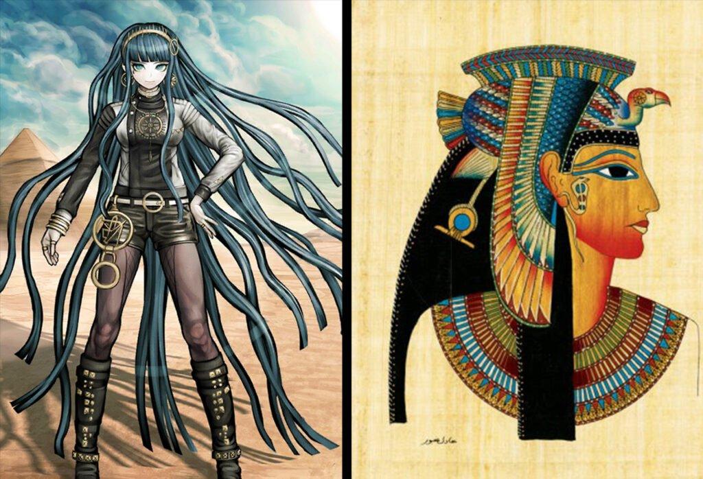 15 Cleopatra 1 - Fate/Grand Order Assassin Sınıfındakilerin Gerçekler Hikayeleri - Figurex Ne? Nedir?