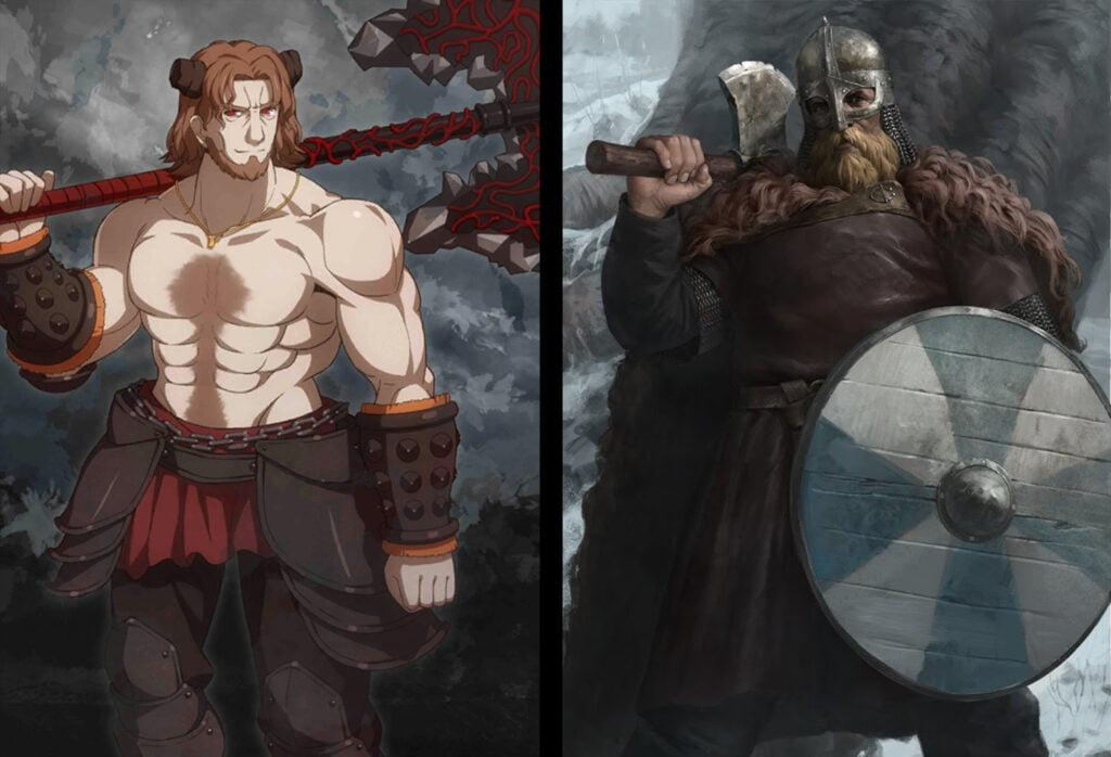 15 Eric Bloodaxe 1 - Fate/Grand Order Berserker Sınıfındakilerin Gerçek Hikayeleri - Figurex Ne? Nedir?