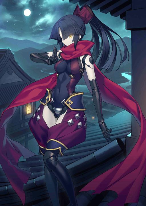 19 Katou Danzou - Fate/Grand Order Assassin Sınıfındakilerin Gerçekler Hikayeleri - Figurex Ne? Nedir?