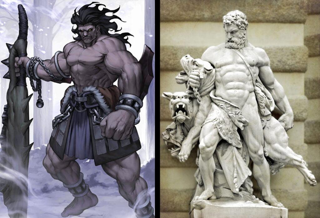 2 Heracles 1 - Fate/Grand Order Berserker Sınıfındakilerin Gerçek Hikayeleri - Figurex Ne? Nedir?