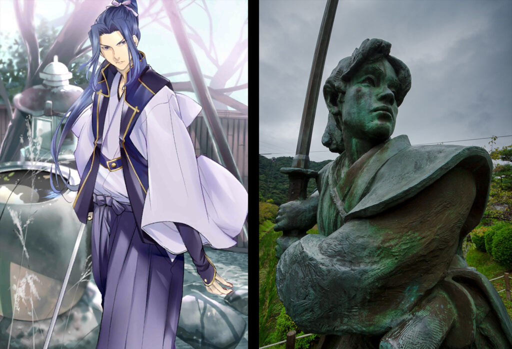 2 Sasaki Kojiro - Fate/Grand Order Assassin Sınıfındakilerin Gerçekler Hikayeleri - Figurex Ne? Nedir?