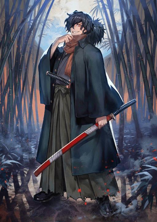 20 Okada Izou - Fate/Grand Order Assassin Sınıfındakilerin Gerçekler Hikayeleri - Figurex Ne? Nedir?