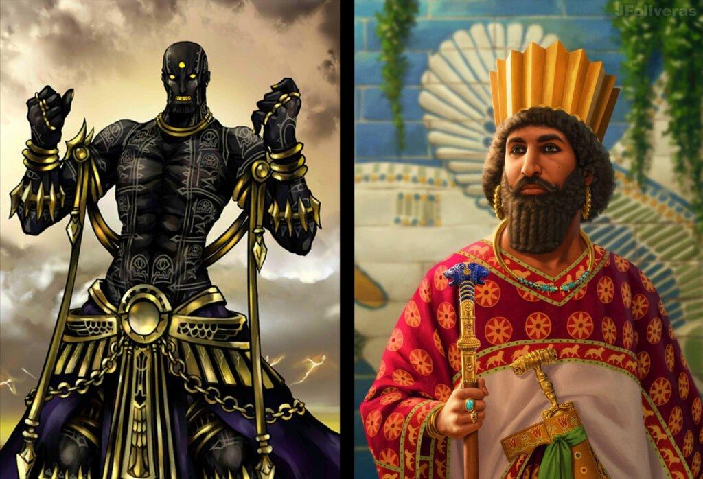 21 Darius III 1 - Fate/Grand Order Berserker Sınıfındakilerin Gerçek Hikayeleri - Figurex Ne? Nedir?