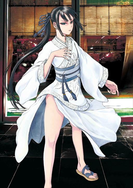 21 Jing Ke - Fate/Grand Order Assassin Sınıfındakilerin Gerçekler Hikayeleri - Figurex Ne? Nedir?