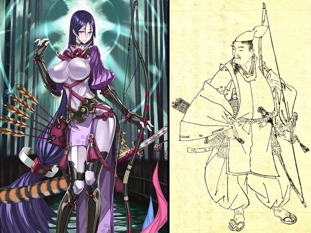 22 Minamoto no Raiko 1 - Fate/Grand Order Berserker Sınıfındakilerin Gerçek Hikayeleri - Figurex Ne? Nedir?
