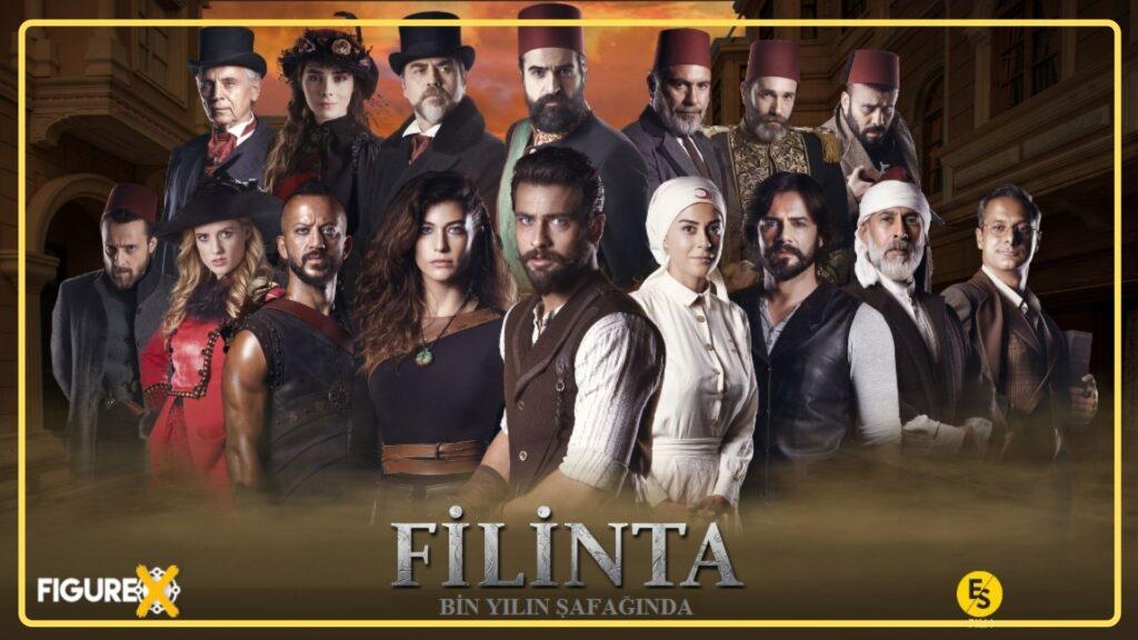 3 Filinta 1 - Netflix'teki En İyi Türk Dizileri - Top 20 - Figurex Dizi