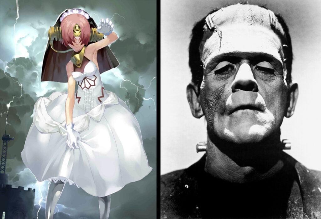 4 Frankenstein 1 - Fate/Grand Order Berserker Sınıfındakilerin Gerçek Hikayeleri - Figurex Ne? Nedir?