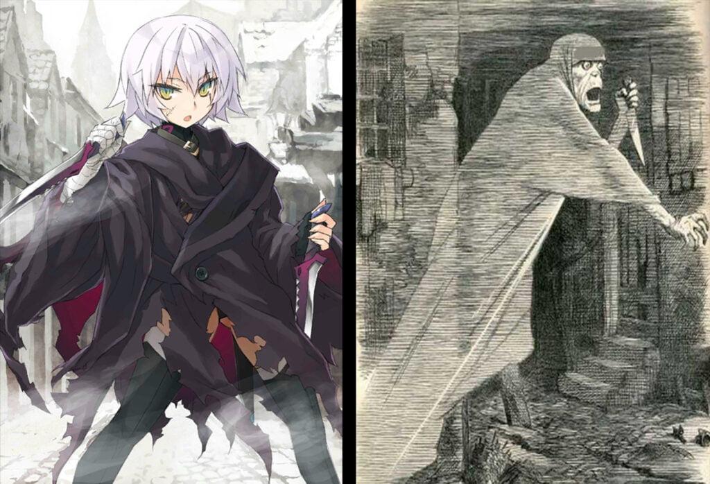4 Jack The Ripper 1 - Fate/Grand Order Assassin Sınıfındakilerin Gerçekler Hikayeleri - Figurex Ne? Nedir?