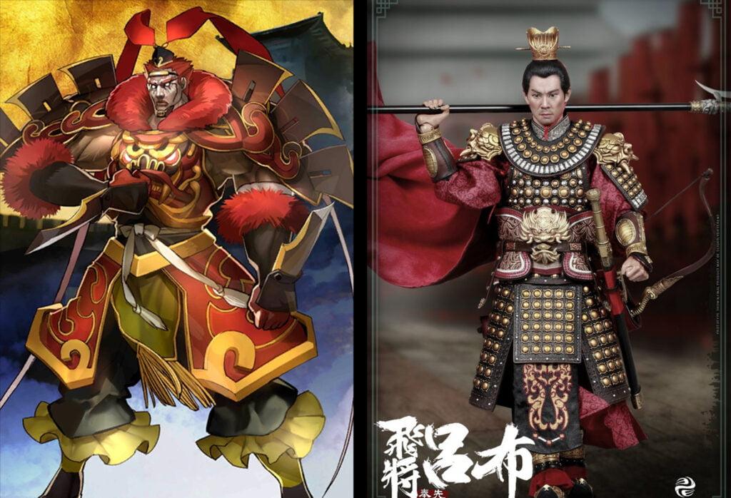 5 Lu Bu Fengxian 1 - Fate/Grand Order Berserker Sınıfındakilerin Gerçek Hikayeleri - Figurex Ne? Nedir?