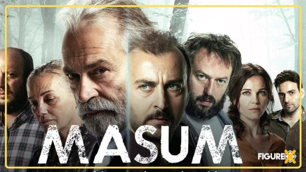 5 Masum 1 - Netflix'teki En İyi Türk Dizileri - Top 20 - Figurex Dizi