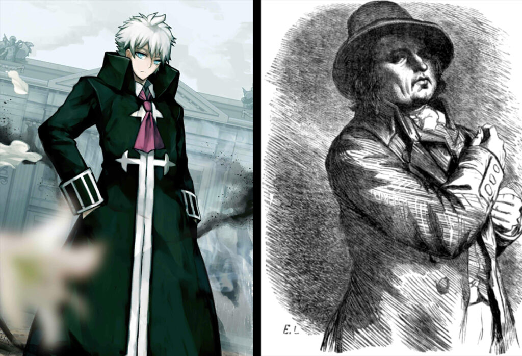 7 Charles Henri Sanson 1 - Fate/Grand Order Assassin Sınıfındakilerin Gerçekler Hikayeleri - Figurex Ne? Nedir?