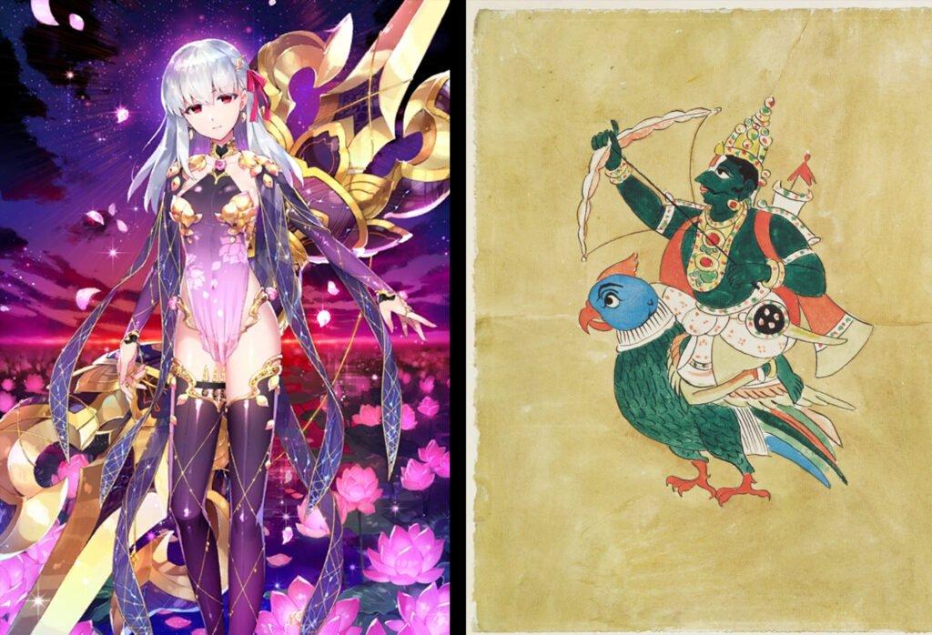 8 Kama 1 - Fate/Grand Order Assassin Sınıfındakilerin Gerçekler Hikayeleri - Figurex Ne? Nedir?