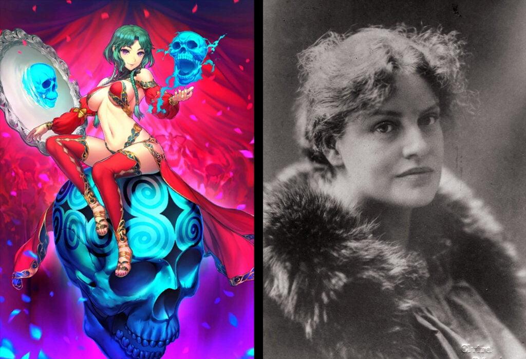 8 Salome 1 - Fate/Grand Order Berserker Sınıfındakilerin Gerçek Hikayeleri - Figurex Ne? Nedir?