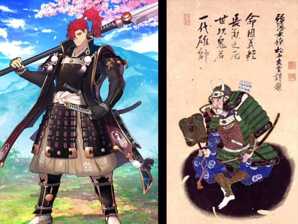 9 Mori Nagayoshi 1 - Fate/Grand Order Berserker Sınıfındakilerin Gerçek Hikayeleri - Figurex Ne? Nedir?