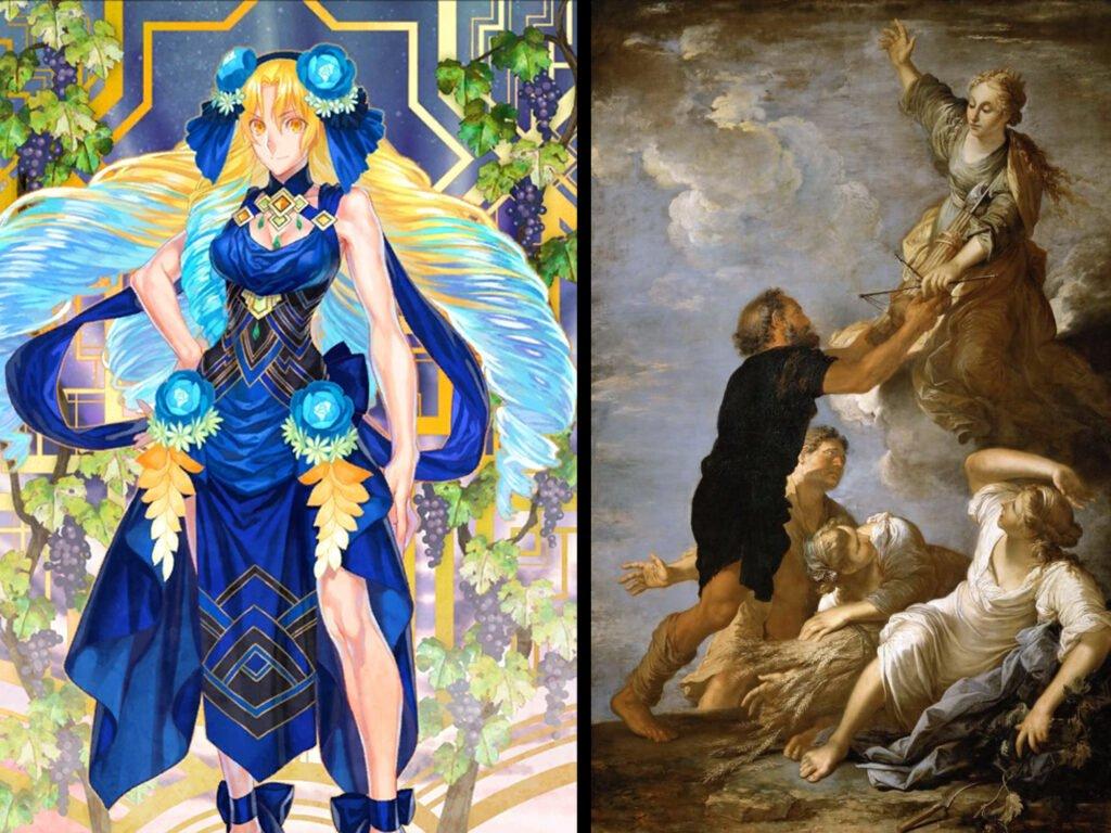 Astrea 1 - Fate/Grand Order Ruler Sınıfındakilerin Gerçek Hikayeleri - Figurex Ne? Nedir?