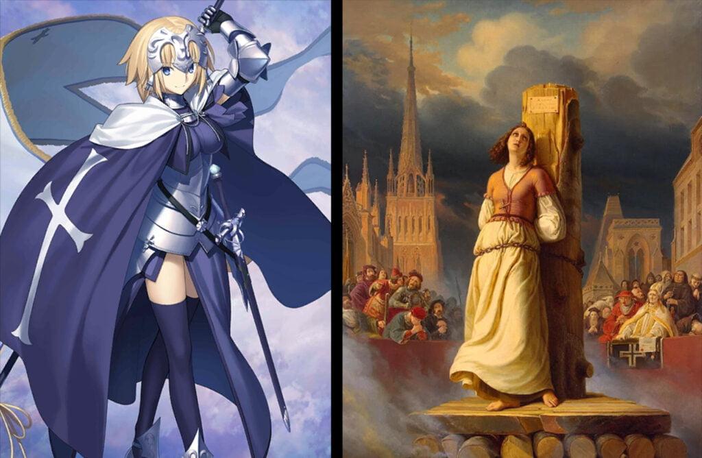 Jeanne Darc 2 - Fate/Grand Order Ruler Sınıfındakilerin Gerçek Hikayeleri - Figurex Ne? Nedir?