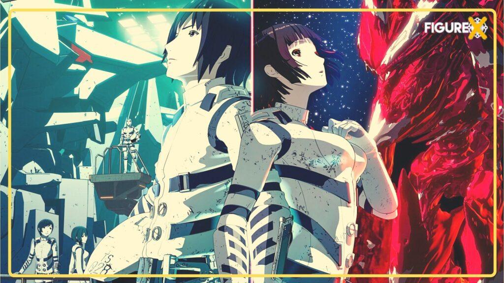 Knights of Sidonia - Attack On Titans Tarzı Animeler (Shingeki No Kyojin) - Figurex Anime Önerileri