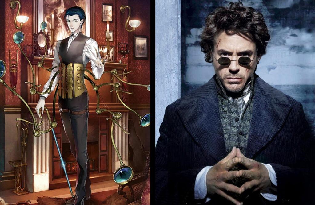 Sherlock Holmes 2 - Fate/Grand Order Ruler Sınıfındakilerin Gerçek Hikayeleri - Figurex Ne? Nedir?