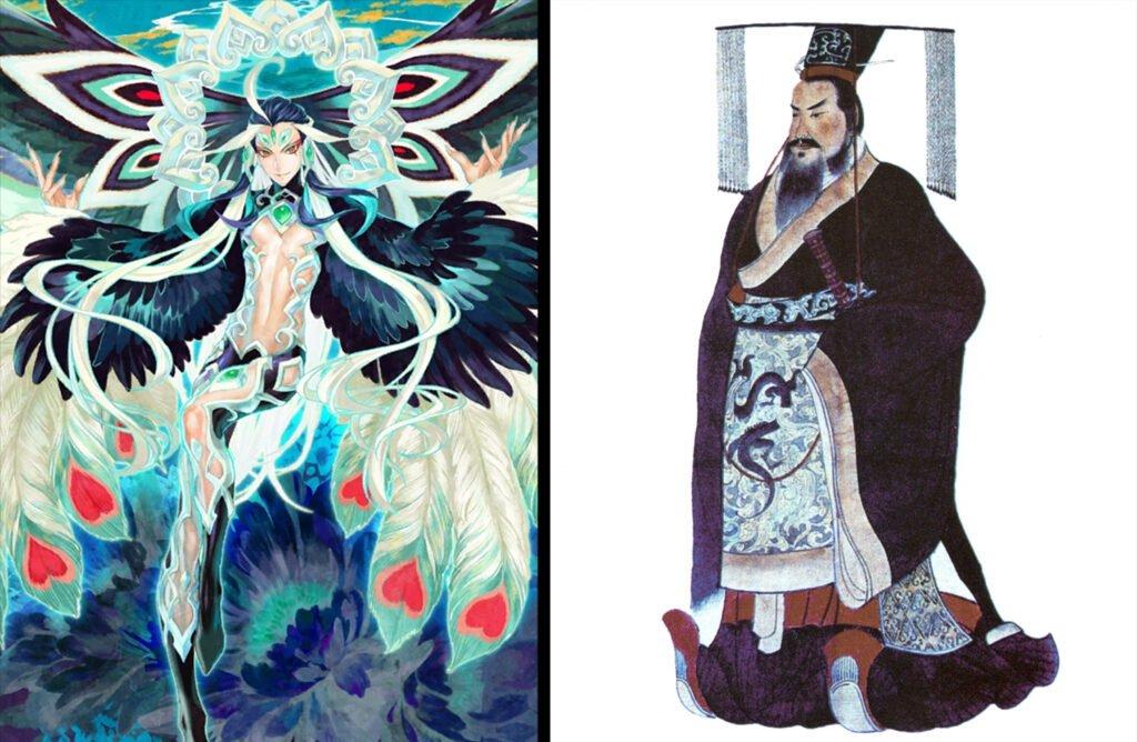 Shi Huang Di 2 - Fate/Grand Order Ruler Sınıfındakilerin Gerçek Hikayeleri - Figurex Ne? Nedir?