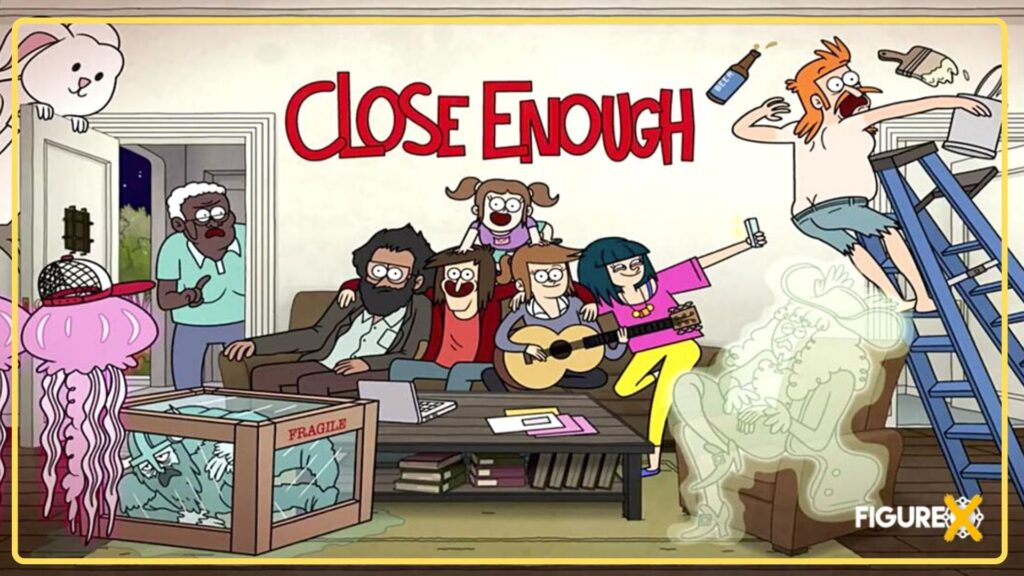 close enough cizgi dizi - Netflix Yetişkinlere Çizgi Dizi Önerileri - Figurex Sinema