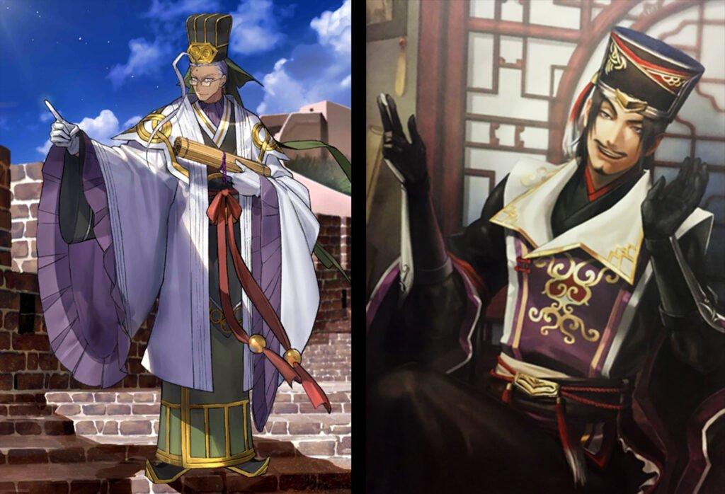 10 Chen Gong - Fate/Grand Order Caster Sınıfı Karakterleri Gerçek Hikayeleri - Figurex Ne? Nedir?
