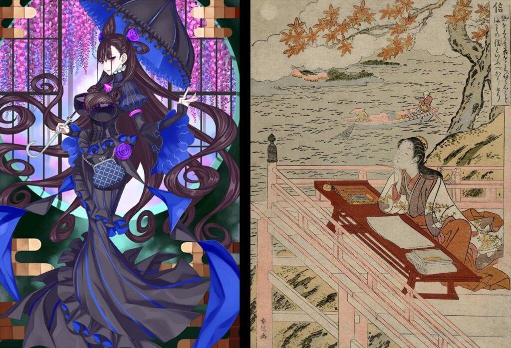 9 Murasaki Shikibu - Fate/Grand Order Caster Sınıfı Karakterleri Gerçek Hikayeleri - Figurex Ne? Nedir?