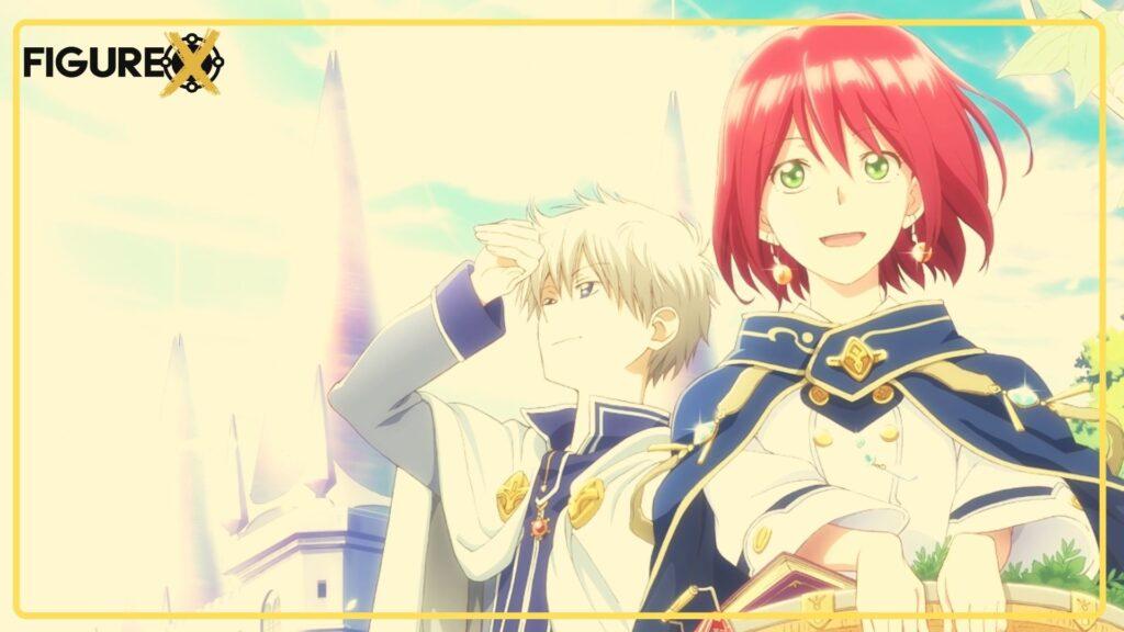 Akagami no Shirayuki Hime - Akatsuki no Yona Tarzı Animeler - Figurex Anime Önerileri