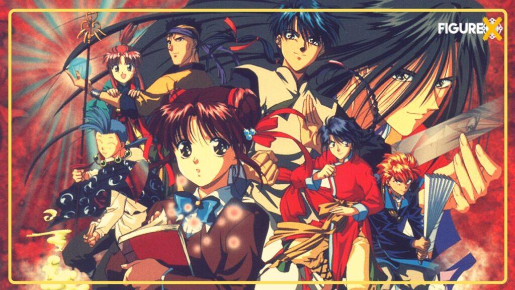 Fushigi Yuugi - Akatsuki no Yona Tarzı Animeler - Figurex Anime Önerileri