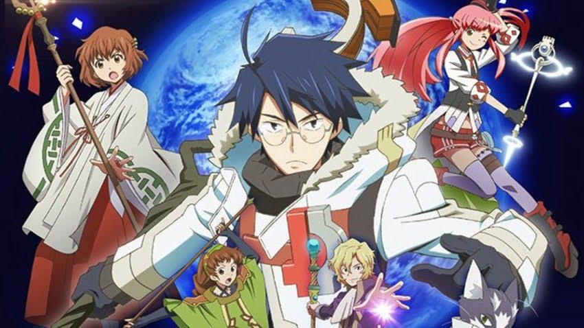 Log Horizon Entaku Houkai - Yeni Yıla 2021 Animeleri ile Devam Ediyoruz!! - Figurex Anime Haber