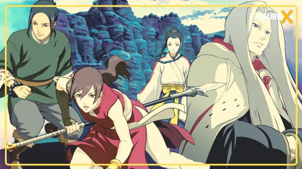 Seirei no Moribito - Akatsuki no Yona Tarzı Animeler - Figurex Anime Önerileri