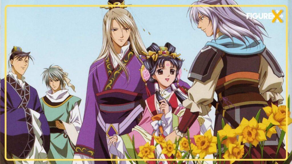 The Story of Saiunkoku - Akatsuki no Yona Tarzı Animeler - Figurex Anime Önerileri
