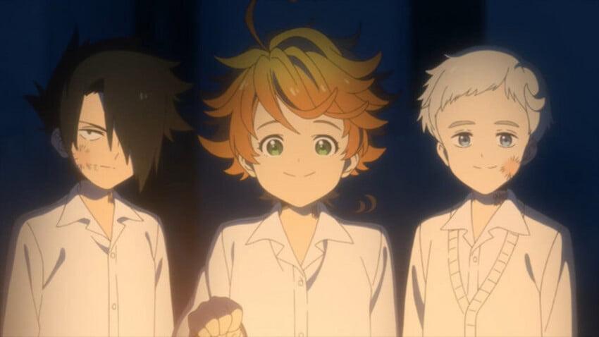 Yakusoku no Neverland 2nd Season - Yeni Yıla 2021 Animeleri ile Devam Ediyoruz!! - Figurex Anime Haber