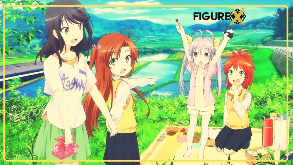 1 1 - Barakamon Tarzı Animeler, - Figurex Anime Önerileri