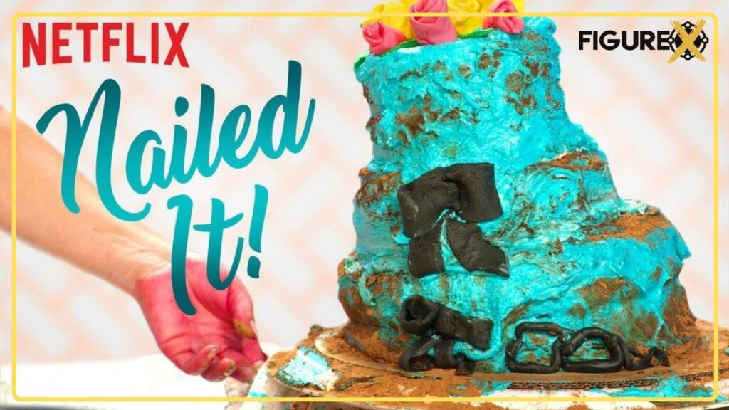 10 Nailed It - Netflix'de İzleyebileceğiniz Eğlenceli Yarışmalar - Figurex Dizi