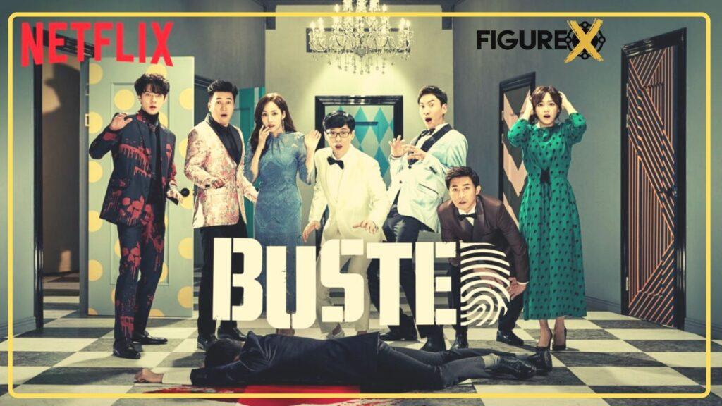 11 Busted - Netflix'de İzleyebileceğiniz Eğlenceli Yarışmalar - Figurex Dizi