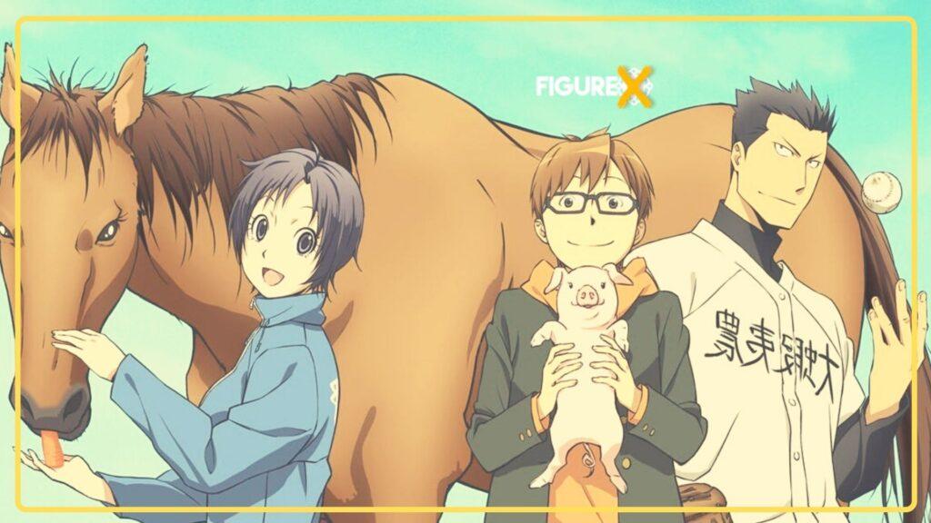 3 1 - Barakamon Tarzı Animeler, - Figurex Anime Önerileri