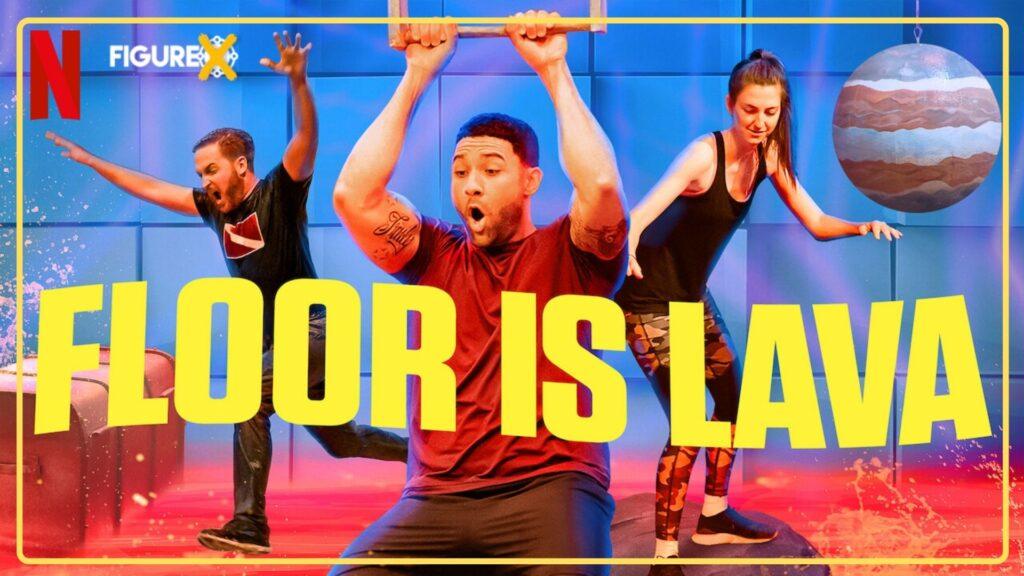 3 Floor is LAva - Netflix'de İzleyebileceğiniz Eğlenceli Yarışmalar - Figurex Dizi