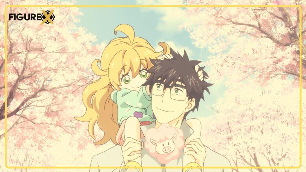 4 1 - Barakamon Tarzı Animeler, - Figurex Anime Önerileri