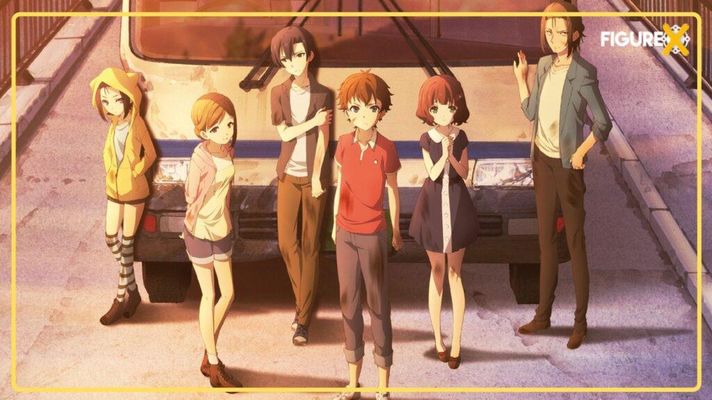 5 - Another Tarzı Animeler - Figurex Anime Önerileri
