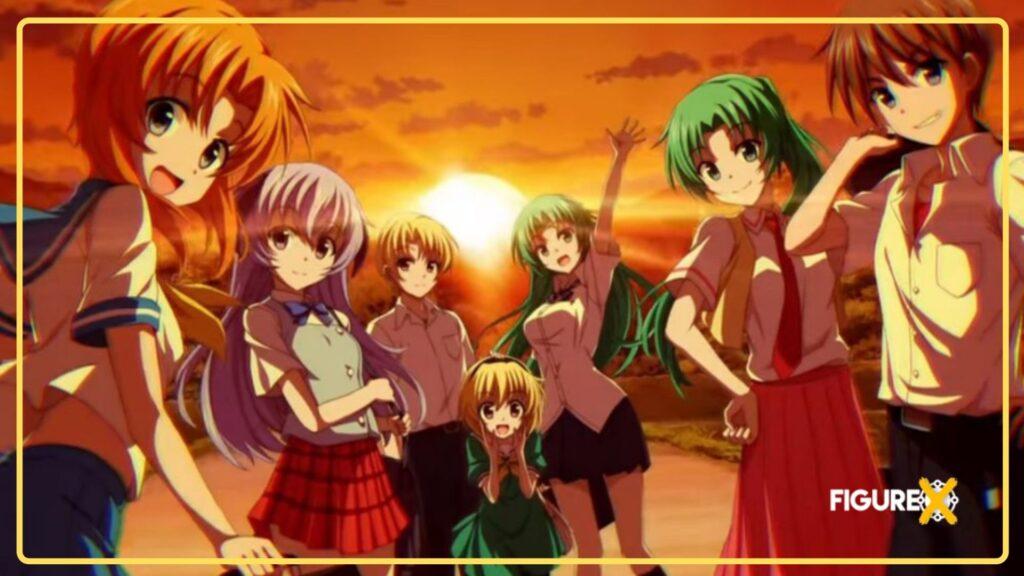 6 - Another Tarzı Animeler - Figurex Anime Önerileri