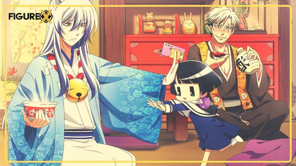 8 - Barakamon Tarzı Animeler, - Figurex Anime Önerileri