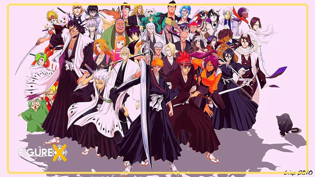 Bleach - Jujutsu Kaisen Tarzı Animeler - Figurex Genel