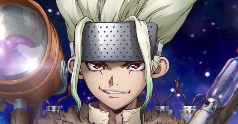 Dr. STONE STONE WARS - İşte Karşınızda 2021 Kış Anime Listesi! - Figurex Genel