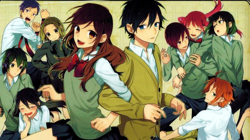 Horimiya - İşte Karşınızda 2021 Kış Anime Listesi! - Figurex Genel