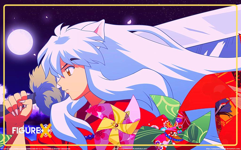 Inuyasha - Jujutsu Kaisen Tarzı Animeler - Figurex Genel