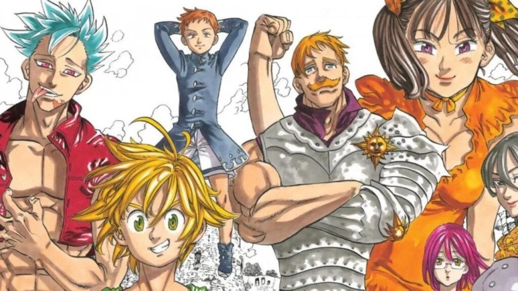 Nanatsu no Taizai Fundo no Shinpan 1 - İşte Karşınızda 2021 Kış Anime Listesi! - Figurex Genel