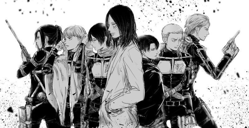 Shingeki no Kyojin The Final Season - İşte Karşınızda 2021 Kış Anime Listesi! - Figurex Genel