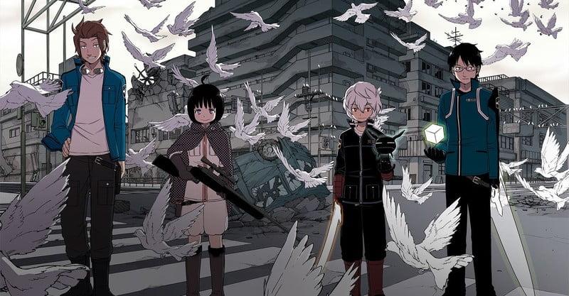World Trigger Season Two - İşte Karşınızda 2021 Kış Anime Listesi! - Figurex Genel