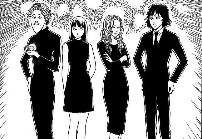 Black Paradox 1 - Black Paradox Manga Tanıtımı ve İncelemesi - Figurex Manga