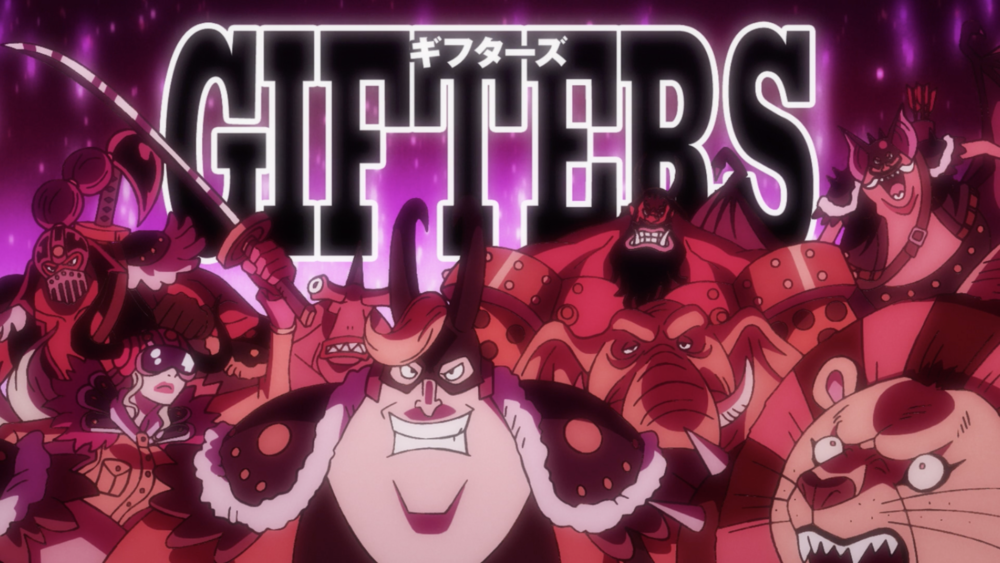 Gifters - One Piece - Şeytan Meyvesi Aslında Nedir? - Figurex Ne? Nedir?